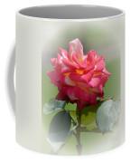 Pink Chiffon Ruffles Coffee Mug