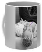 Pink Cigarette Coffee Mug