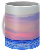 Pink Clouds Above The   Coffee Mug