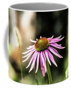 Pink Coneflower Coffee Mug