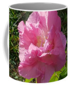 Pink Confederate Rose Coffee Mug