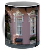 Pink Coral Coffee Mug