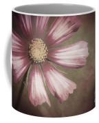 Pink Cosmos Painting Coffee Mug