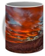 Pink Cotton Candy Sunrise Coffee Mug