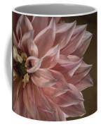Pink Dahlia In Bloom Coffee Mug