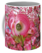 Pink Dogwood Tree Flowers Dogwood Flowers Giclee Art Prints Baslee Troutman Coffee Mug