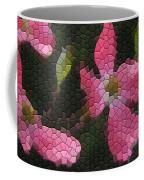 Pink Dogwoods Coffee Mug