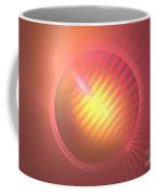 Pink Eclipse Coffee Mug