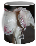 Pink Elliefont Earring Coffee Mug