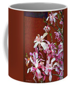 Pink Floral Arrangement Coffee Mug