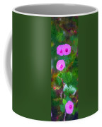 Pink Flowers 102310 Coffee Mug