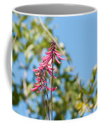 Pink Flowers At Coba Coffee Mug
