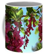 Pink Flowers Virginia City Nv Coffee Mug