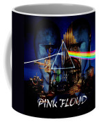 Pink Floyd Montage Coffee Mug