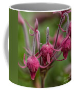 Pink Fuzz 3 - Square Coffee Mug