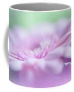 Pink Gerbera Macro 3. Pink Temptation Coffee Mug