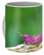 Pink Grasshopper Coffee Mug