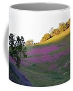 Pink Hills Coffee Mug