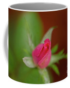 Pink Knockout Rose Coffee Mug