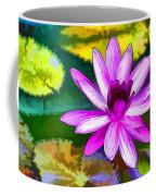 Pink Lotus Gallery  Coffee Mug