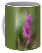 Pink Nature Abstract Coffee Mug