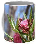 Pink Oleander IIi Coffee Mug