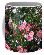 Pink Oleanders Coffee Mug