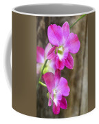 Pink Orchid Duo Coffee Mug