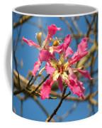 Pink Orchid Tree Coffee Mug