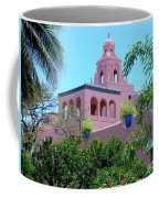 Pink Palace Honolulu Coffee Mug