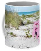 Pink Paradise Vanilla Pop Coffee Mug