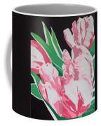Pink Parrots Coffee Mug