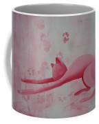 Pink Pause Coffee Mug