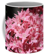 Pink Pentas Beauties Coffee Mug