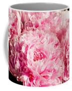 Pink Peony Bouquet Coffee Mug