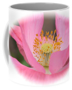 Pink Poppy Serenity Coffee Mug