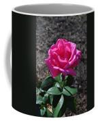 Pink Rose Coffee Mug by Luke Moore