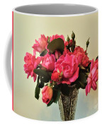 Pink Roses Bouquet 2 Coffee Mug