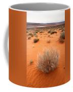 Pink Sand Of Lake Powell Coffee Mug