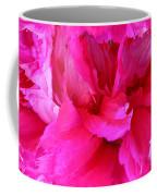Pink Splash Coffee Mug by Kristin Elmquist