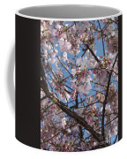 Pink Spring Blossoms Coffee Mug