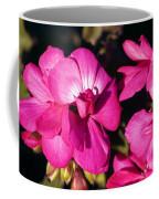 Pink Spring Florals Coffee Mug