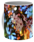 Pink Spring Flowers Coffee Mug