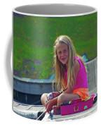 Pink Tackle Box Coffee Mug