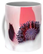 Pink Through The Poppy Coffee Mug