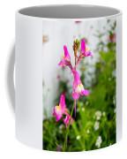 Pink Toadflax Coffee Mug