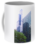 Pink Tower Coffee Mug
