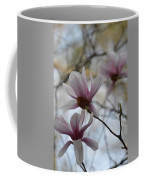 Pink Tulip Magnolias Coffee Mug