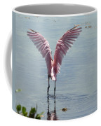 Pink Wings Coffee Mug