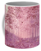 Pink Woods Coffee Mug
